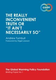 """The Really InconvenIenT TRuTh oR """"IT aIn'T ... - Carbon Brief"""