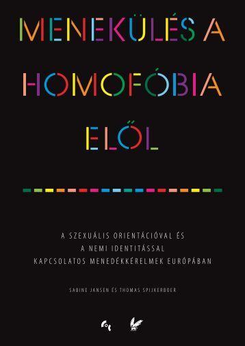 Menekülés a homofóbia elől - Magyar Helsinki Bizottság