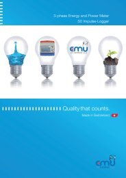 EMU Allrounder - MTO electric A/S