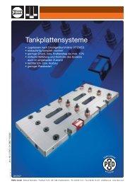 Tankplattensysteme - Produkte24.com