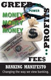 Banking Manifesto - Affinity Plus Federal Credit Union