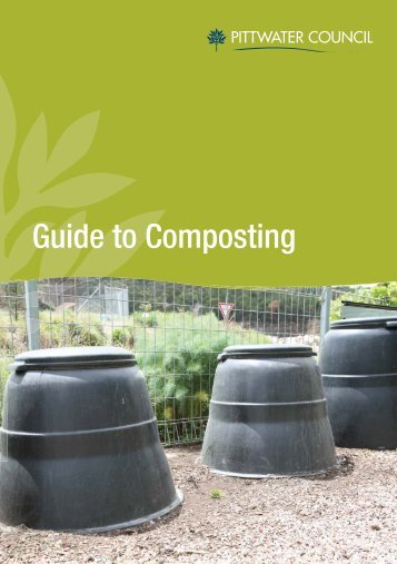 Guide to Composting - Pittwater Council