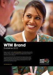 WTM Brand - World Travel Market