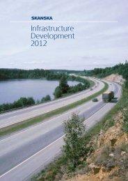 Infrastructure Development 2012.indd - Skanska