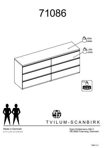 T V I L U M - S C A N B I R K - Wehkamp.nl