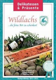 Wildlachs-Folder - Kolibri