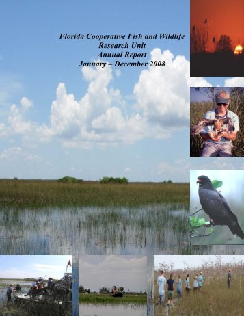 Florida Cooperative Fish and Wildlife Research Unit