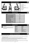 Operators Manual Operators Manual Manuel De L ... - Belle Group - Page 7