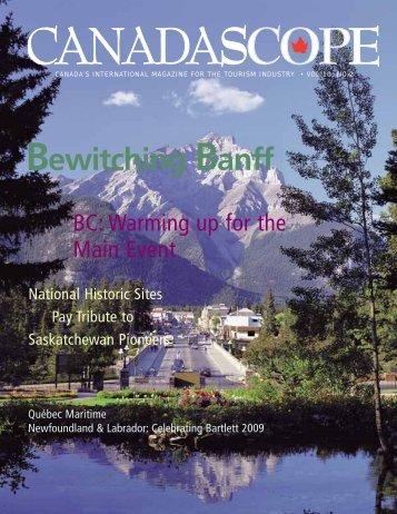 Bewitching Banff