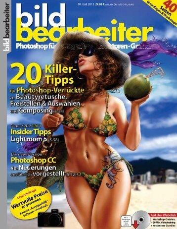 Der Bildbearbeiter - Juli 2013