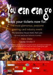 Download Your Ticket Booking Form From Here - MAX Publishing