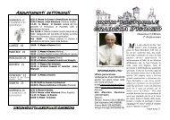 Foglietto del 17-02-2013 - Parrocchia di Gradisca d'Isonzo