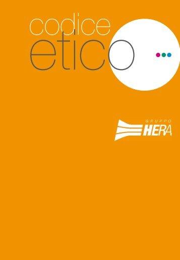 Codice Etico - Il Gruppo Hera