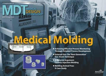 Achieving Effective Process Monitoring Through ... - Mack Molding