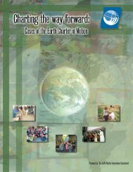 English - Earth Charter Initiative