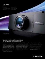 L2K1500 - Christie Digital Systems