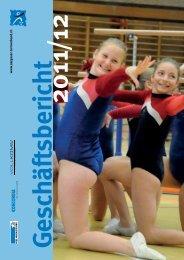 Geschäftsbericht 2012 - Aargauer Turnverband