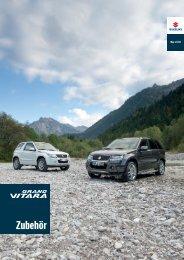 Umfangreich und kompromisslos - Suzuki