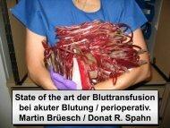 Transfused