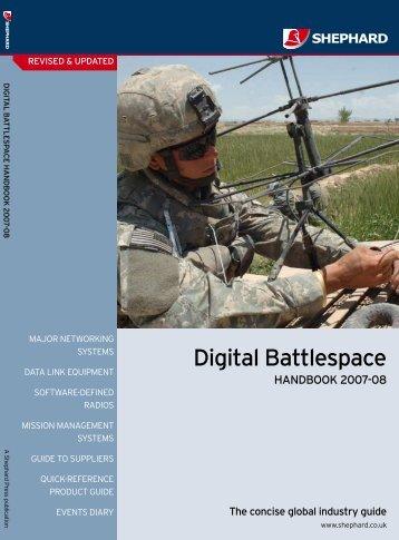 Download Digital Battlespace Handbook - Ground Systems Index