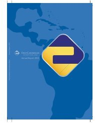 FirstCaribbean International Bank Limited