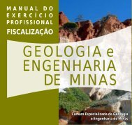 GEOLOGIA e ENGENHARIA DE MINAS - Crea-RJ