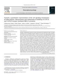ERK 1/2 Activation - Physiology Biophysics and Systems Biology ...