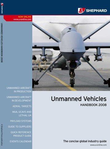 Download Unmanned Vehicles Handbook - Ground Systems Index