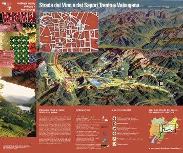 Strada del Vino e dei Sapori Trento e Valsugana - Azienda per il ...