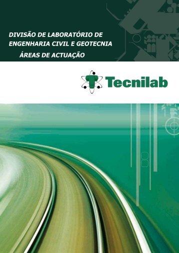 clique aqui para fazer download do pdf - Tecnilab Portugal, SA