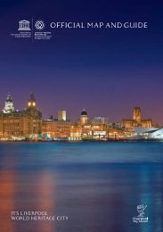 OFFICIAL MAP AND GUIDE - Liverpool World Heritage