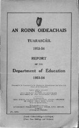 1953-1954 - Department of Education and Skills