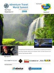 São Paulo September 3-7 - Adventure Travel Trade Association