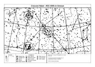 Aufsuchkarte NGC 6888