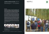 Waldbegehung - im St.Galler Wald - Kanton St.Gallen