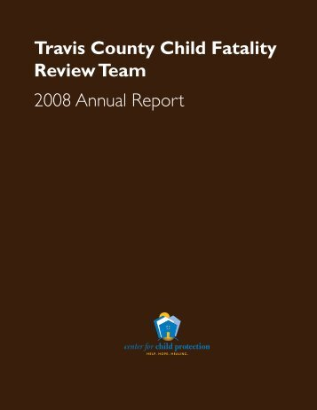 2008 - Center For Child Protection