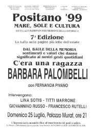 Rassegna stampa VII edizione _Prima parte - Deliacultura.it