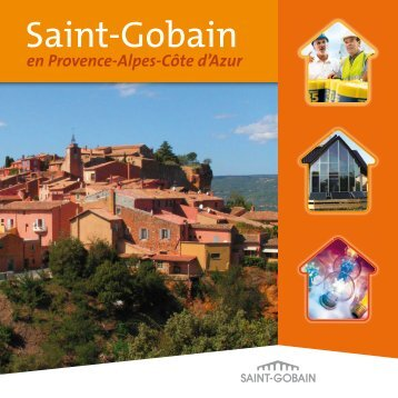 Saint-Gobain Coating Solutions - Easy catalogue