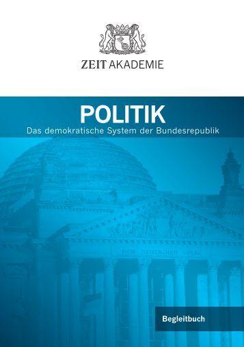 Leseprobe zum Begleitbuch als PDF anschauen - Die ZEIT Akademie