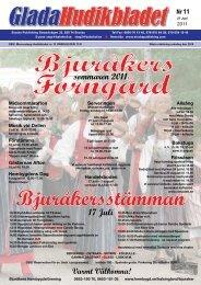 Bjuråkersstämman - Stocka Publishing