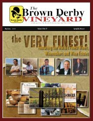 Featuring the World's Finest Wines, Winemakers and Wine estates