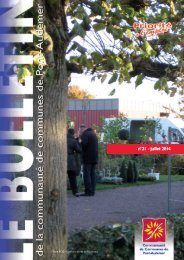 Journal CDC (PDF) - Ville de Pont-Audemer