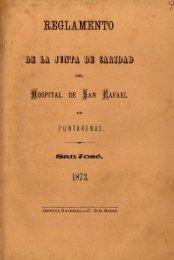 Costa Rica. Leyes, decretos, etc. Reglamento de la Junta ... - Sinabi