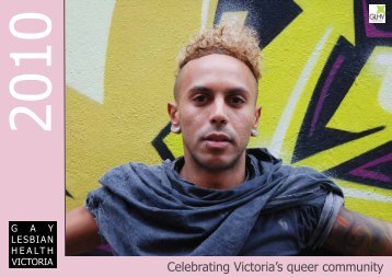 Celebrating Victoria's queer community - Gay and Lesbian Health ...