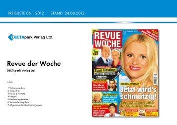 Revue der Woche - Officeformedia.de