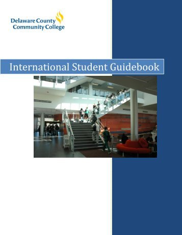 International Student Guidebook - Delaware County Community ...