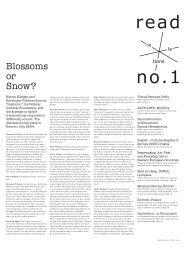 read no.1 - Projekt Relations