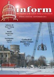 Inform 86.pdf - Catholic Diocese of Christchurch