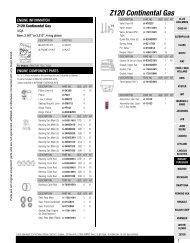 Tractor Parts: Massey Ferguson-Massey Harris Engine Kits - Powell ...