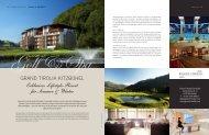 Exklusives Lifestyle-Resort für Sommer & Winter - Munich Deluxe
